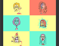 Serial Killers Animated