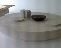 Elegant cement textures / Chloe