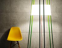 Hangover Floor Lamp