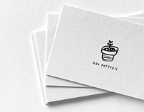 Roo Pottery Logo + Business Cards
