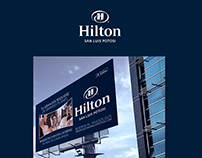 HOTEL HILTON, Espectacular.
