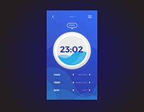 Daily UI Challenge 14: Countdown Timer
