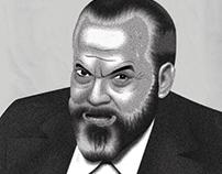 """Orson Welles's """"MAAAH"""""""