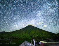 Stellar vortex