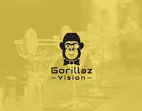 Gorillaz Vision