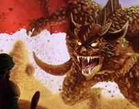 Crus Aurum Dragon