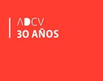 ADCV 30 AÑOS