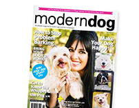Modern Dog Magazine—Spring 2015