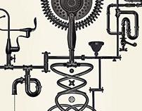 Plumbing Chakras