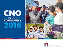 CNO Financial Community Report, 2016