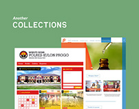 Website Design - Collections