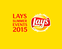 Lays summer events 2015
