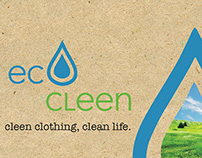 Ecocleen Packaging Design