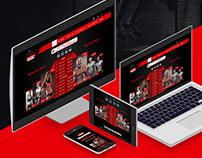 Responsive Custom Website Design
