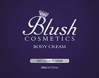 Blush Cosmetics Design