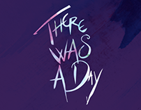 "Cover MAXI ""There was a day"" - Lecomte de Brégeot"