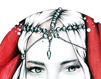 Muses 2014 / Fashion Illustration