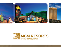 MGM Resorts International -brochure