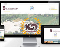 Wordpress Website responsive C. Sgubbi italiana