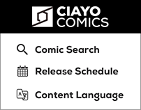 CIAYO Comics Search, Schedule and Language Features