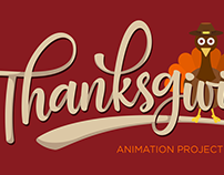 Thanksgiving - Animation Project