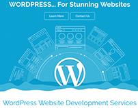 Web page design | WordPress Web Development Services