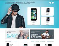 Evinko Trade - online store