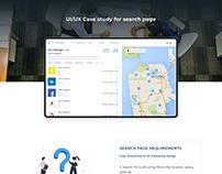 Search Map view Web