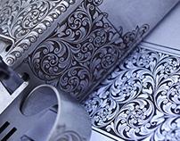 Ружье ЛТ5110 №2 Engraved gun