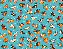 Assorted patterns