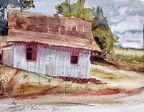 Topophilia - En Plein Air Watercolors (2013-atual)