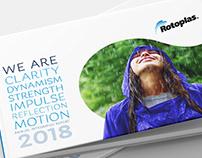 Claridad, flexibilidad... Informe Anual Rotoplas 2018