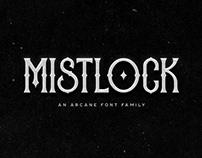 Mistlock Typeface