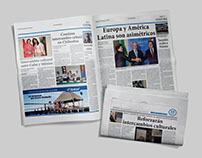 Newspaper / Dummy