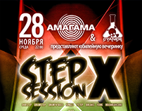 [Poster] Step Session X