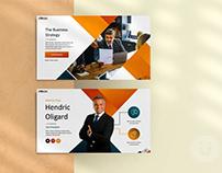 Oxade Business Presentation Template