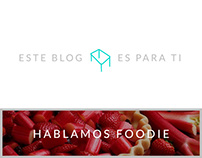 Comer Bonito, blog banners