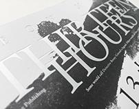 春天 - 13小時 Thirteen Hours ( 狄昂.梅爾 Deon Meyer 著 ) 書籍裝幀設計