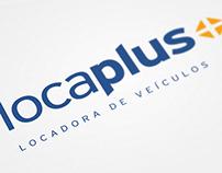 Identidade Visual Locaplus