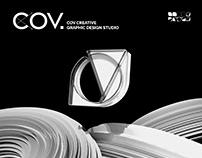 COV Graphic studio | Brand identity