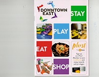 Downtown East booklet, 8 Days, 8 December 2016