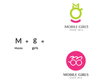 Mobile Girls Logo