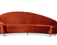 VAMP Sofa | By KOKET