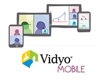 Vidyo Mobile: Mockups for native mobile apps
