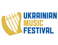 Ukrainian Music Festival Logo