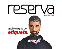 Reserva Full Collection - F/W 2012