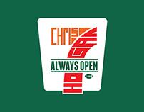 Always Open | Apparel Design