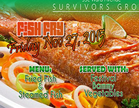 Fish Fry Ticket
