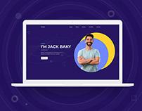 Personal Resume & Portfolio Website Design