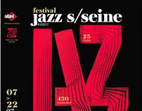 Jazz sur seine 2017